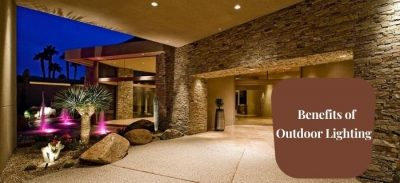 Benefits of Outdoor Lighting and Tips to Improve The Same