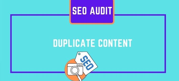 How to check for duplicate content to improve your site's SEO