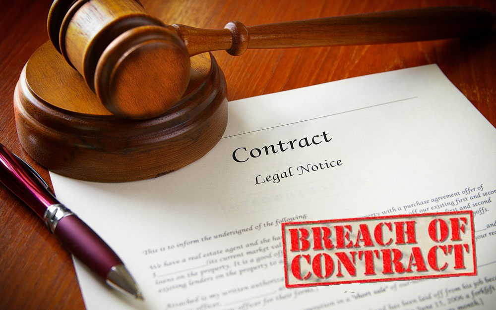 corporate lawyer for breach of contract
