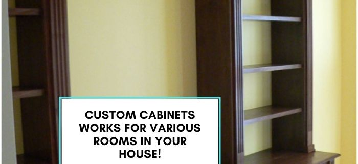 Custom cabinets Washington DC