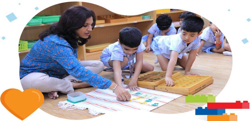 Admission in Japanese Kindergarten- Global Indian School