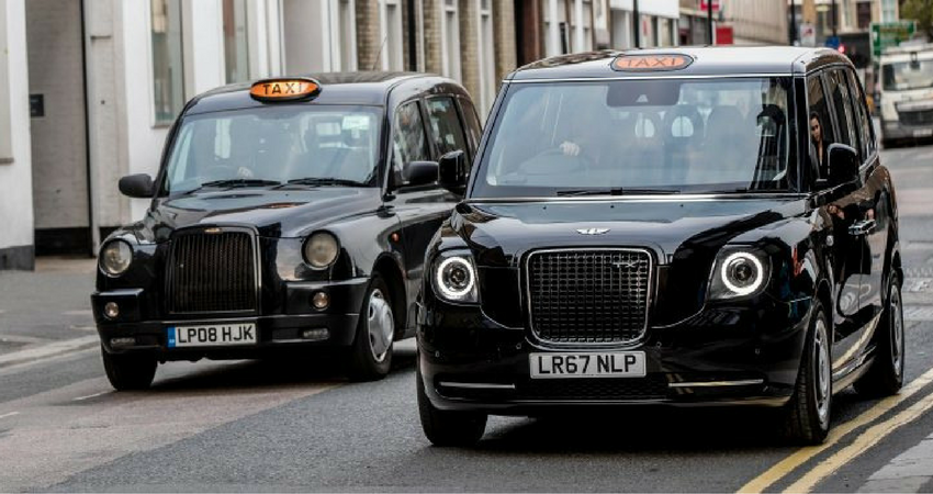 Taxis Services in London