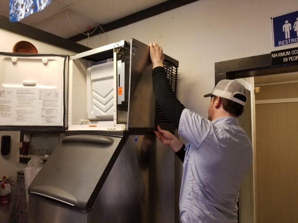 Commercial Ice Machine Repair near Me