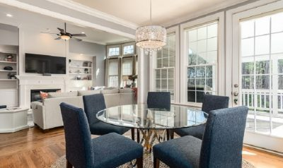 Tips for Setting up a Dining Room