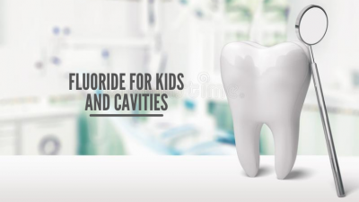 Fluoride for Kids and Cavities