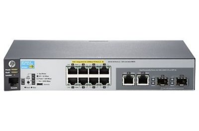 HP 2530-8-PoE+ Switch for Networking