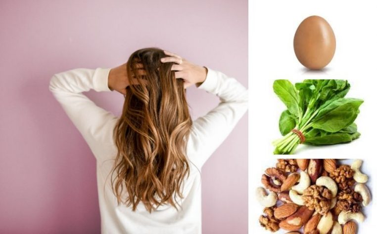 Foods To Promote Hair Health