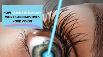 How Laser Eye Surgery Works and Improves Your Vision