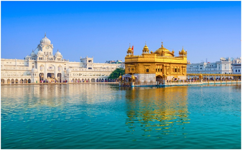 • Eye-Catchy Sights Of Beautiful Temples