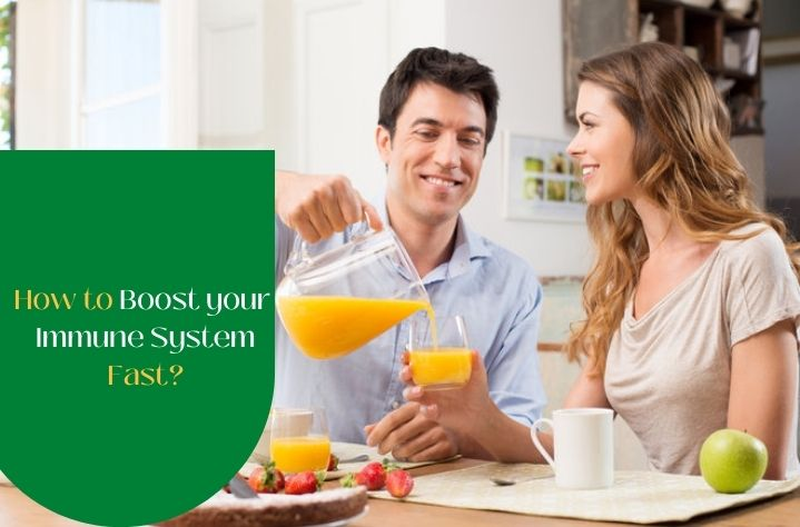 How can I Boost my Immune System Fast?
