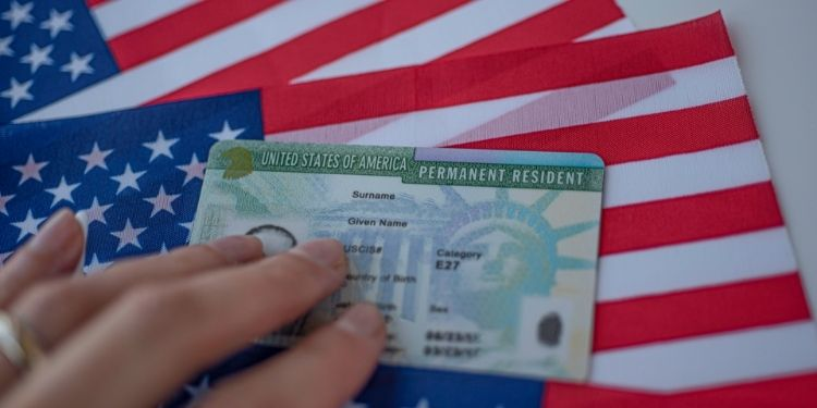 Applying Greencard for parents