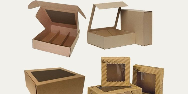 How a Cardboard Box with Window Can Rocks in Markets