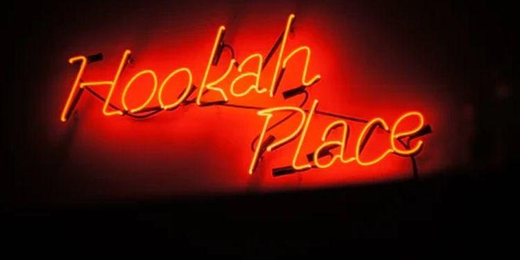 weed hookah place