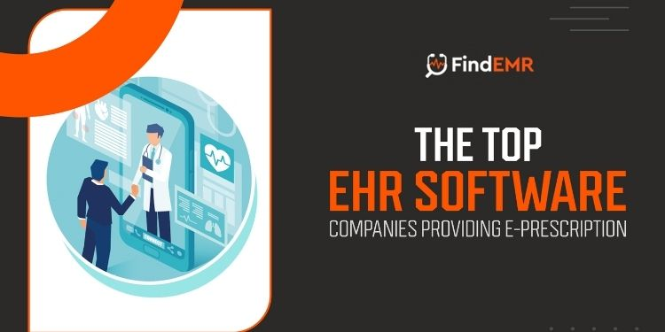 5 EHR that Will Help Manage your Practice