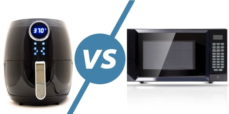 Air Fryer vs. Microwave Oven: Which appliance is better for your kitchen?