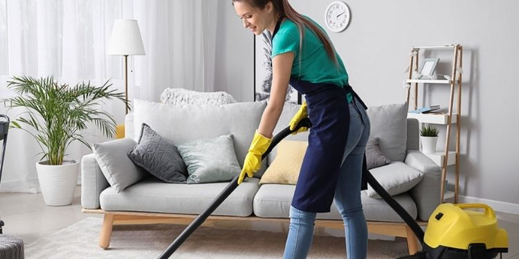 Health Benefits Of Cleaning Services Fulham