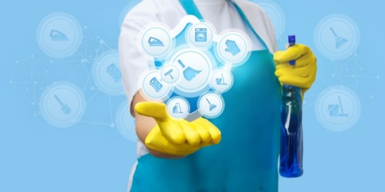 What are the important details to keep in mind about cleaning services London