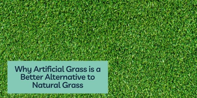 Why Artificial Grass is a Better Alternative to Natural Grass