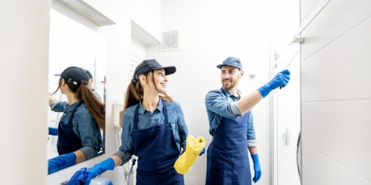 How can you find the best professional cleaning service for your office?