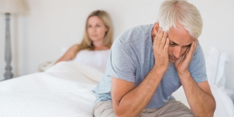 Is stress the reason for erectile dysfunction possible